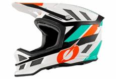 Casque integral o neal blade synapse blanc orange xs 53 54 cm