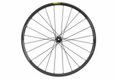 Roue avant 2020 mavic xa pro carbon 35 27 5 boost 15x110mm 6 trous noir