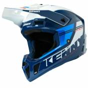 Casque cross Kenny PERFORMANCE PRF - GRAPHIC - BLUE CANDY NAVY 2020