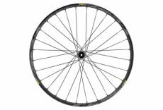 Roue avant 2019 mavic deemax elite 27 5 15x100mm noir