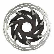 SRAM Centreline X Road 2 Piece Disc Rotor - Argent - 140mm