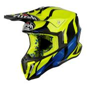 Casque cross Airoh Twist Great jaune brillant - M