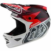 Troy Lee Designs D3 Carbon MIPS (Jet) 2019