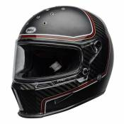 Casque intégral Bell Eliminator Carbon RSD The Charge mat/brillant no