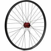 Roue avant VTT Hope Fortus 26 - Rouge - 15 x 100mm