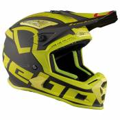 Casque cross Hebo FACTOR LIME 2019