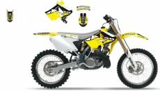 Kit deco dream graphic ii pour suzuki rm 250 '01-10