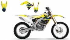 Kit deco blackbird dream graphic ii pour suzuki