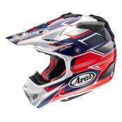 Casque cross Arai MX-V Sly Red - XL (61-62)