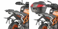 Support de top case Kappa Monorack KTM 125/390 Duke 12-18