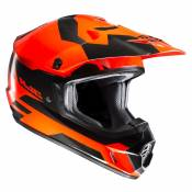 Casque cross HJC CS-MX II PICTOR MC6H - M