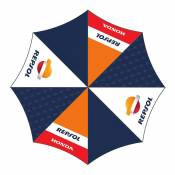Parapluie Repsol navy/orange/rouge