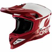 Casque cross O'Neal 8 SERIES - 2T - RED MATT 2020