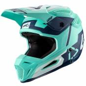 Casque cross Leatt GPX 5.5 - COMPOSITE V20.1 - AQUA 2020