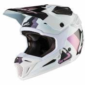 Casque cross Leatt GPX 5.5 V19.2 BLANC/NOIR 2019