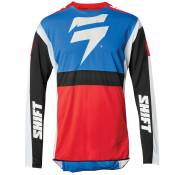Maillot cross Shift 3LACK LABEL RACE 2 BLUE RED 2020