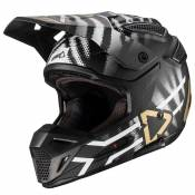 Casque cross Leatt GPX 5.5 - COMPOSITE V20.2 - ZEBRA 2020