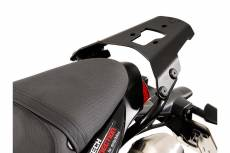 Support top case SW-MOTECH ALU-RACK noir Triumph Speed Triple 1050 10-