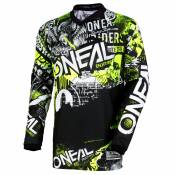 Maillot cross O'Neal ELEMENT YOUTH - ATTACK - BLACK HI-VIS
