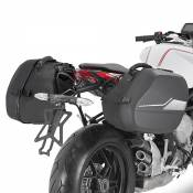 Supports pour sacoches latérales Givi ST601/ST604 MV Agusta Brutale 67