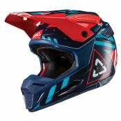 Casque cross Leatt GPX 5.5 V19.1 ROUGE/BLEU 2019