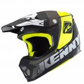 Casque cross Kenny PERFORMANCE GREY 2020