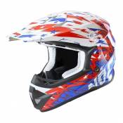 Casque Cross enfant Noend Cracked USA - YM