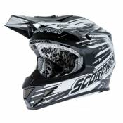 Casque cross Scorpion VX-20 AIR STAR TROOPER Noir Mat - XL