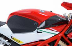Kit grip de réservoir R&G Racing translucide MV Agusta F4 1000 R 10-18