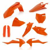 Kit plastiques Acerbis FULL KIT ORANGE