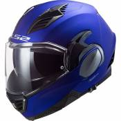 Casque LS2 FF900 - VALIANT II - SOLID - MATT BLUE