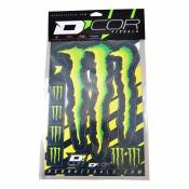Kit déco Monster Energy Grande griffe