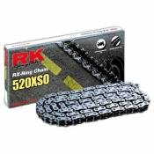 Rk 520 Xso Clip&rivet Rx Ring Drive Chain 36 Links Natural