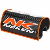 Mousse de guidon sans barre Neken 3D orange/noir