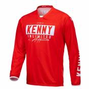 Maillot cross Kenny PERFORMANCE - RACE - RED 2021