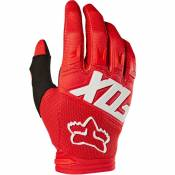 Gants cross Fox DIRTPAW - RACE - RED 2020