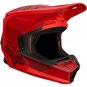Casque cross Fox V2 SPEYER - FLAME RED - MATT 2021