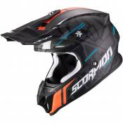 Casque cross Scorpion Exo VX-16 AIR - REPLICA ROK II 2021