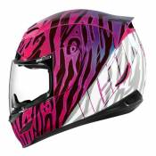 Casque intégral Icon Airmada WildChild purple- 2XL