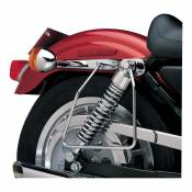 Supports de sacoches latérales Harley Davidson Sportster 88-93 chrome