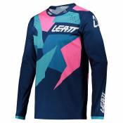 Leatt Gpx Moto 4.5 Lite XL Blue / Pink