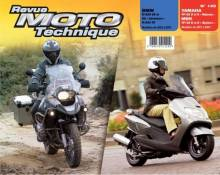 Revue Moto Technique 145.1 BMW R1200 GS / YP 125 D/E Majesty