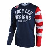 Troy Lee Designs Gp Air Americana XXL Navy