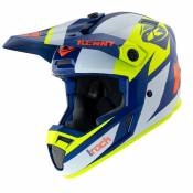 Casque cross Kenny TRACK - GRAPHIC - NAVY NEON YELLOW 2021