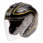 Casque jet HJC IS-33 II APUS MC9SF - XXL