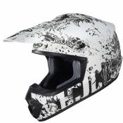 Casque cross Hjc CS MX II - CREEPER MC10SF 2021