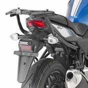 Support de top case Kappa Monorack Suzuki 650 SV 16-18