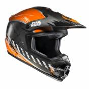Casque cross HJC CS-MX II REBEL X-WING STAR WARS MC7 - XXL