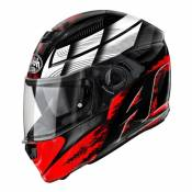 Casque intégral Airoh Storm Starter rouge- XS