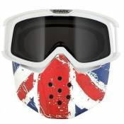 Kit mask + google Union Jack Shark